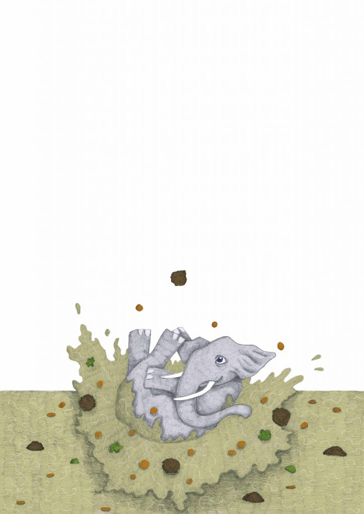 Olifant in Soep 724x1024 - For Kids