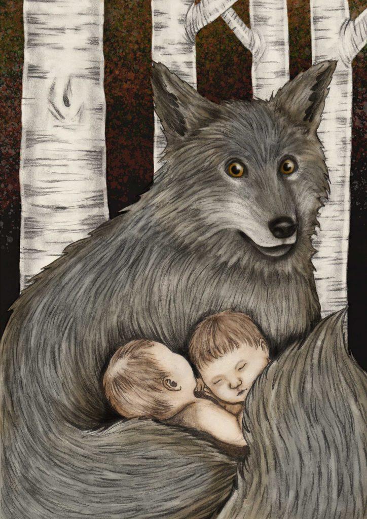 Romulus Remus insta 724x1024 - For Kids