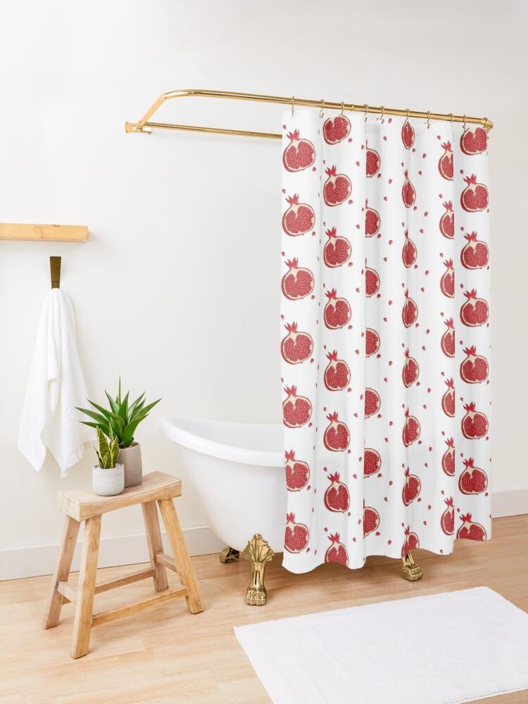 work 59276630 shower curtain - Patterns